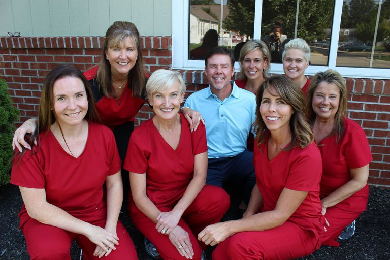 Dr. Huelsman's Team